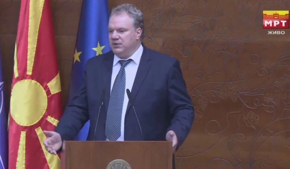 Трајанов до СДСМ: За каков стабилен буџет говорите, кога поради вас Македонија има 750 милиони евра дефицит?