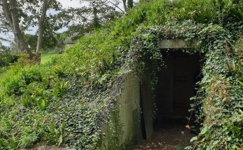 Бункер од Втората светска војна во Англија се пренаменува во викендица