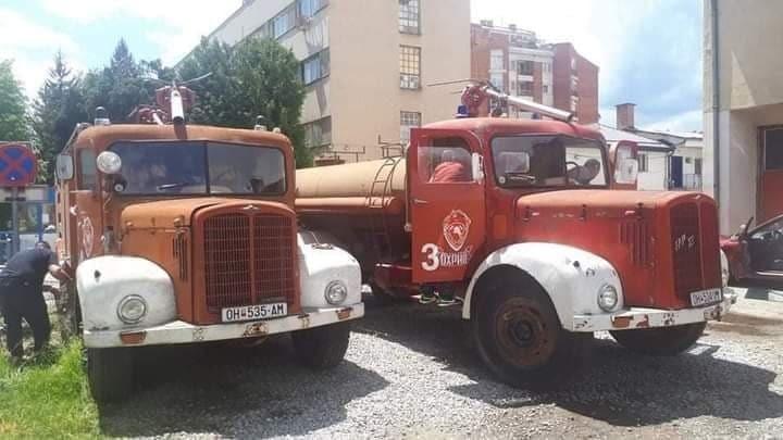 Пожарникарите во Македонија со многу помали плати од полицајците и војниците, најдоброплатени чуварите во затворите