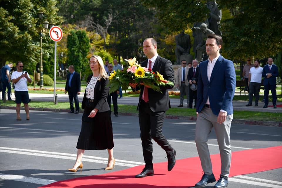 Мисајловски: Нека Илинден биде темел на единството и љубовта кон Македонија