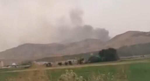 Пожар избувна и во Овче Поле, гори сува трева и борова шума (ВИДЕО+ФОТО)