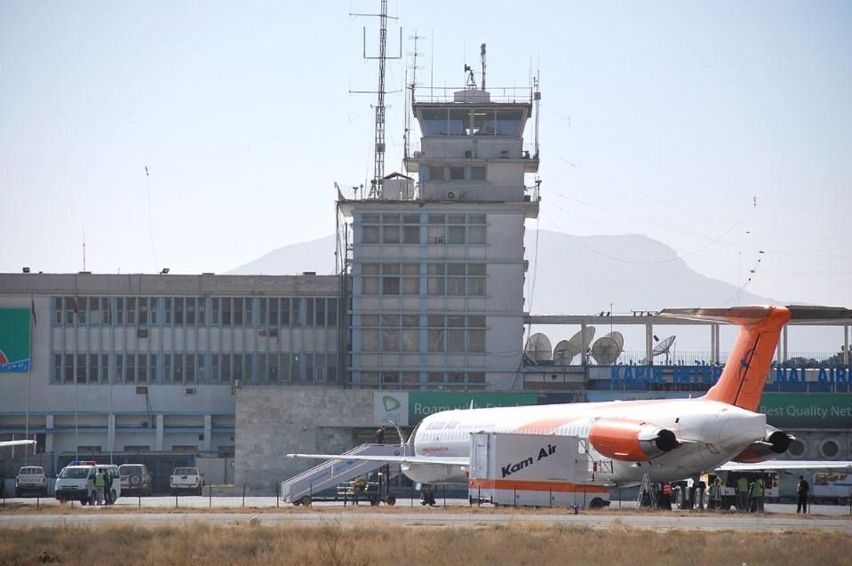 Суспендирани сите летови од аеродромот во Кабул