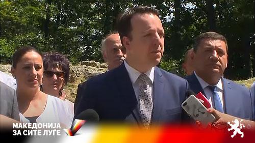 Николоски: Нема да дозволиме сквернавење на Илинден, ВМРО-ДПМНЕ по преземањето на одговорноста да ја води државата ќе ја врати прославата за Илинден на Мечкин Камен