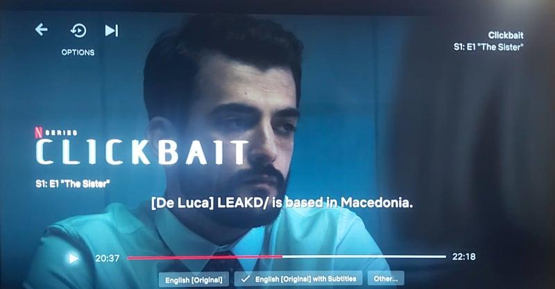 Македонија претставена како оаза на криминалците во најновата холивудска хит серија