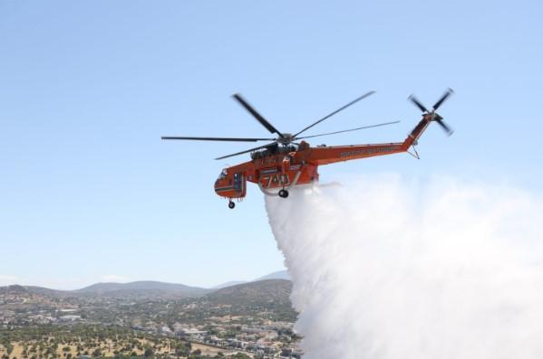 Нов пожар во близина на Атина, каде што гореше минатата седмица