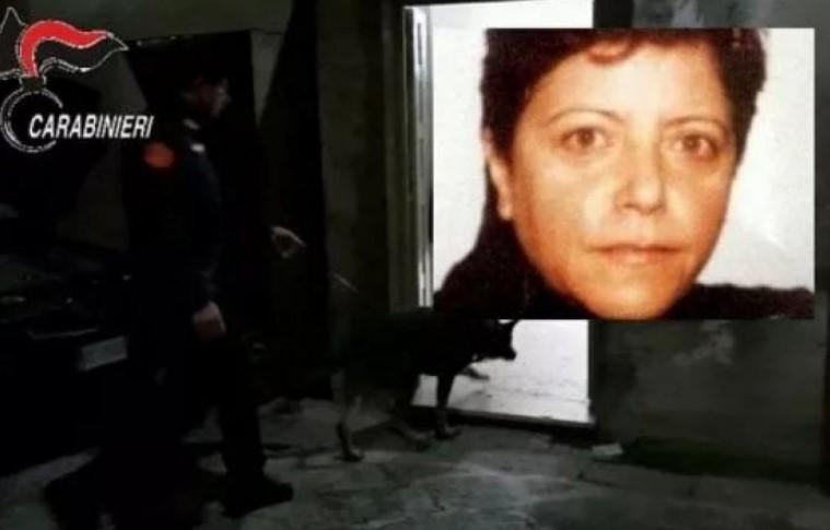 Уапсена шефицата на Неаполската мафија