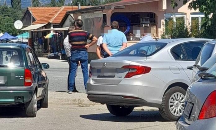 Десетина инспектори утрово влегле во дуќанот на Борче Спасовски, кандидатот за градоначалник на Ранковце