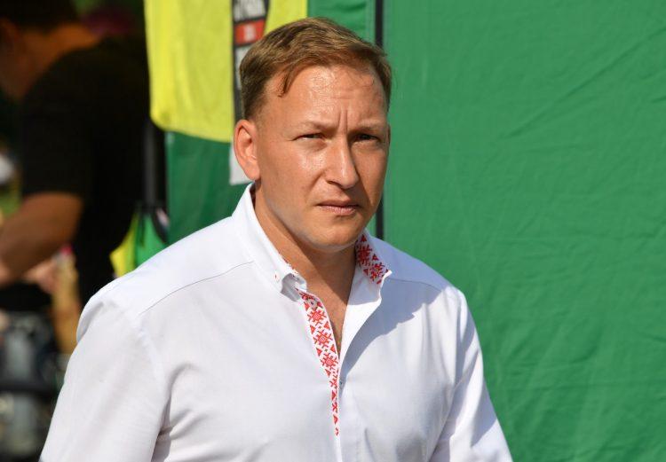 Уапсен поранешниот белоруски претседателски кандидат Андреј Дмитреу