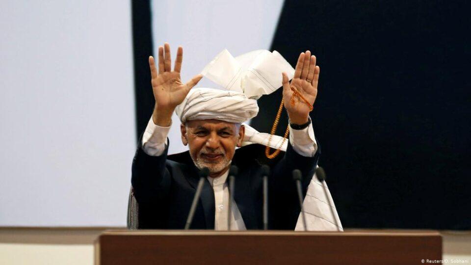Претседателот Ашраф Гани го напушти Авганистан