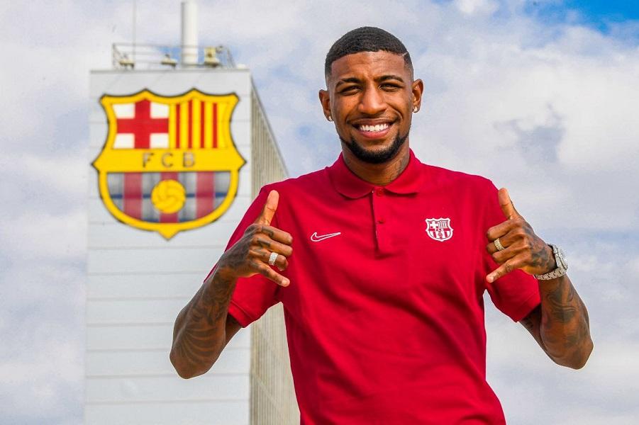 Барселона го претстави новото засилување