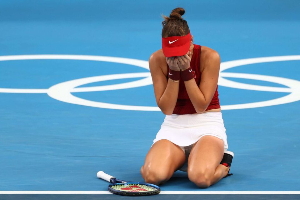 Белинда Бенчиќ олимписка шампионка во тенис