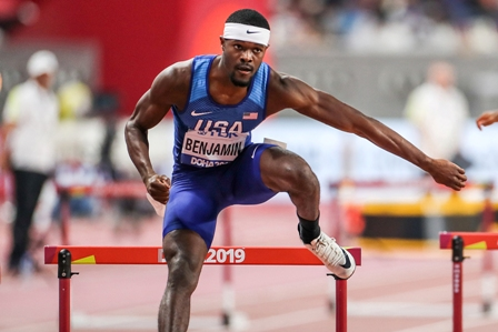 ОИ: Бенџамин – Неверојатно е дека останав без златен медал со 46.17