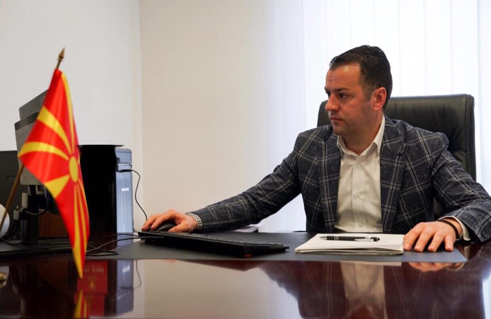 Бобан Стефковски кандидат за градоначалник на општина Гази Баба: Имам план и визија за општината да ја направиме подобро место за живеење