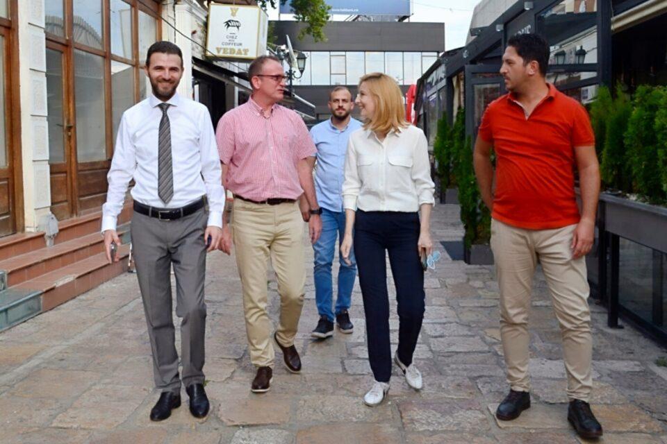 Таравари: Промените во Скопје доаѓаат!