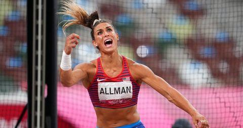 ОИ: Валери Алман нова олимписка шампионка во фрлање диск