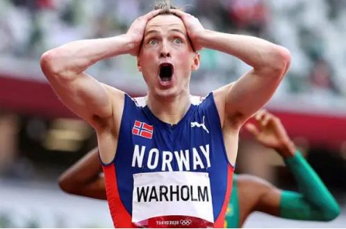Светски рекорд за Вархолм на 400 метри со пречки (ВИДЕО)