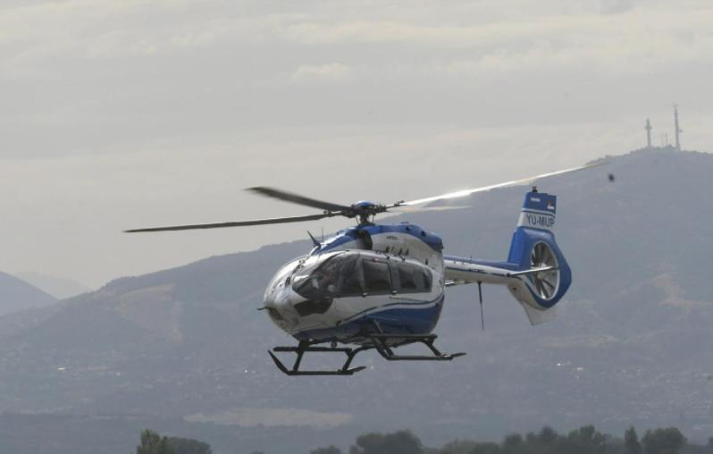 Србија ни испрати четири хеликоптери за гаснење на пожарите