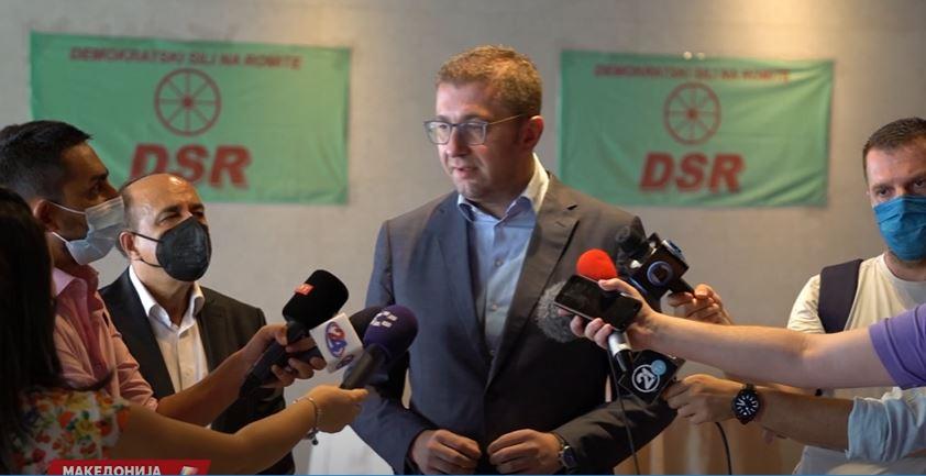 Мицкоски: ВМРО-ДПМНЕ ќе предводи победничка коалиција на прогресивни партии која ќе го промени ова политичко мочуриште