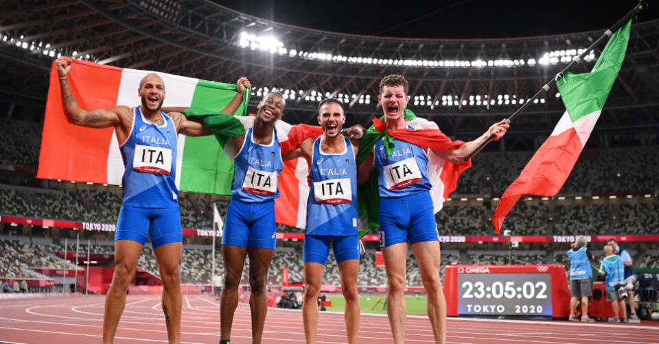 ОИ: Италијанската штафета приреди сензација во трката на 4×100 метри