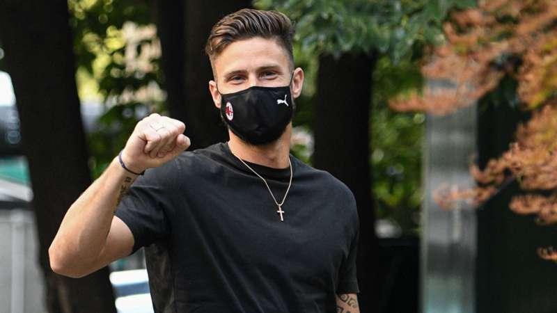 Жиру: Бог сакаше да играм за Милан