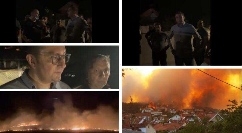 ВИДЕО: Мицкоски во тешки моменти е меѓу граѓаните во Кочани, испрати аларм до надлежните!
