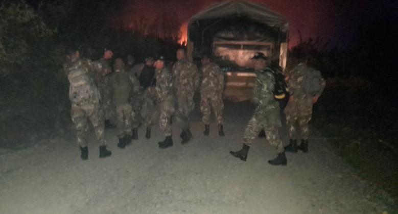 ТВ 24 пренесува поплаки на војници: Имаше лоша координираност, требаше итно да се реагира
