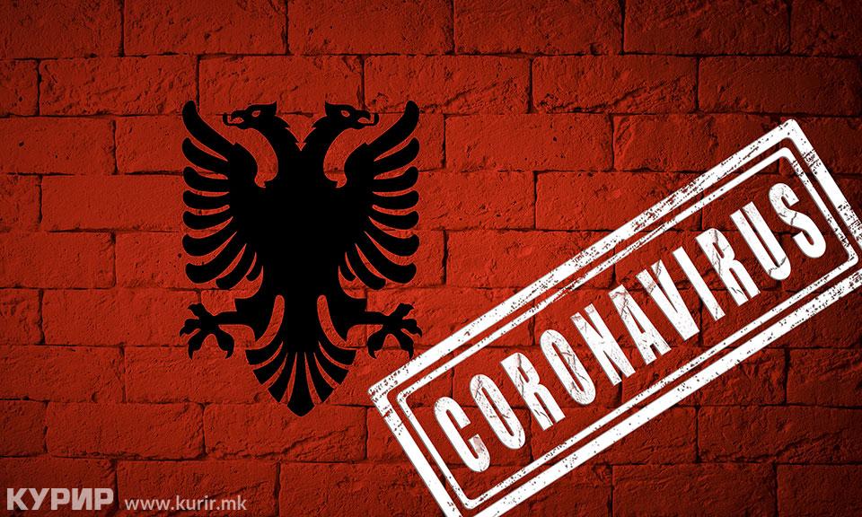 Во Албанија анти-ковид мерките остануваат и понатаму во сила