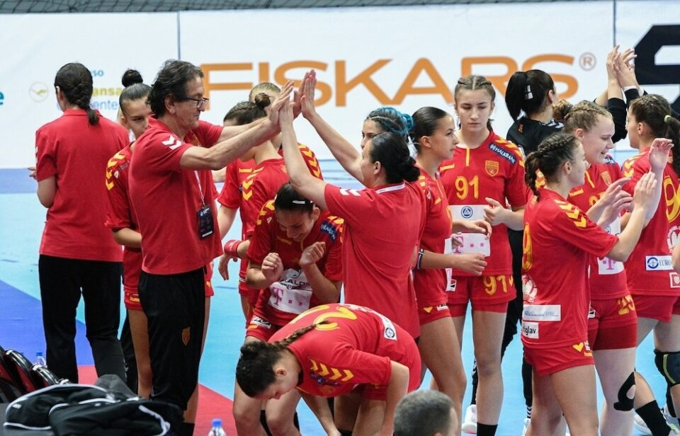 Кадетките обезбедија финале на ЕХФ шампионатот во Клаипеда