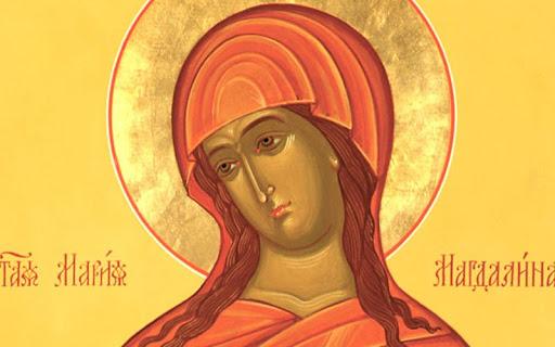 Денеска е Св. Марија Магдалина, прва благовесница на Христовото воскресение