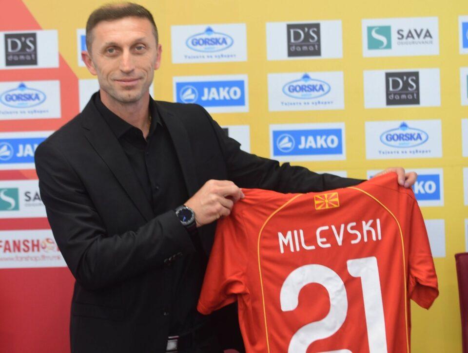 ОФИЦИЈАЛНО: Македонија од денес има нов селектор на фудбалската репрезентација