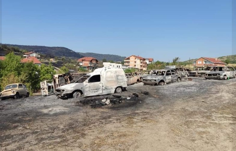 """Мисајловски објави тажни слики од Кочани: """"Мора да има одговорност!"""""""