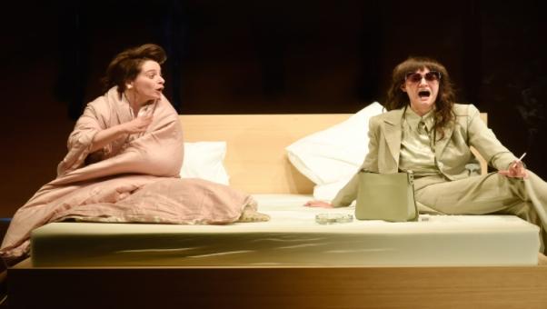 """Претставата """"Мојот маж"""" на Југословенското драмско позориште од Белград вечерва на програмата на """"Охридско лето"""""""