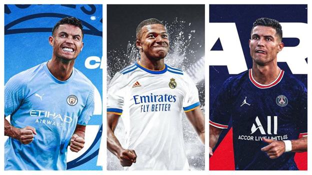 Влезете во трансфер периодот: Mozzart квоти за Мбапе, Роналдо и Кејн!