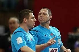 Начевски и Николов ќе го судат мечот помеѓу Германија и Египет