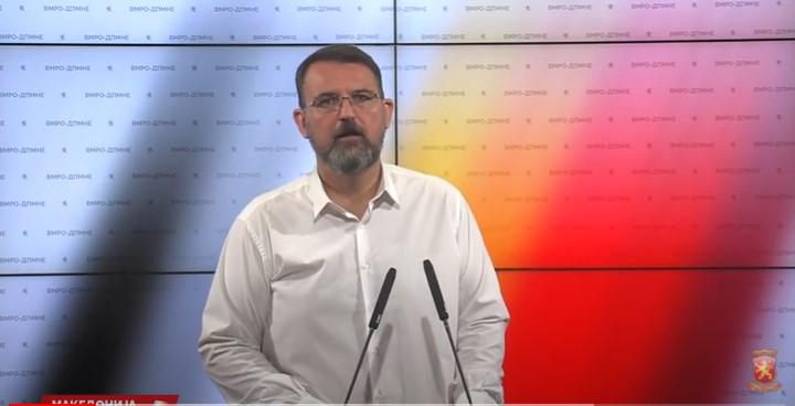 Стоилковски: Ангелов купува телефони и мебел, а нема пари за соодветна ПП заштита