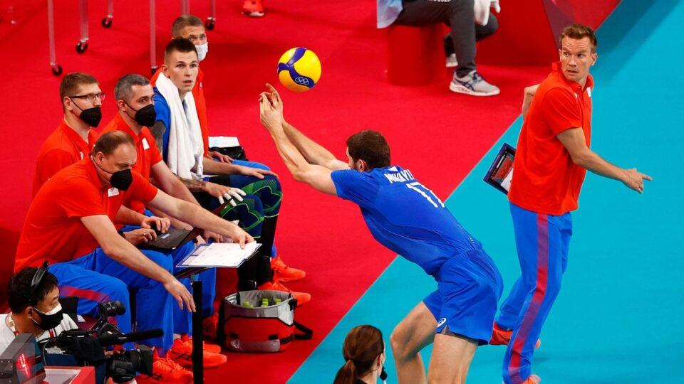ОИ: Познати четврфиналистите на машкиот одбојкарски турнир