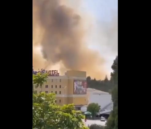 Сарамандов: И покрај неспособната општинска власт и минимални ресурси пожарникарите во Гевгелија херојски се борат против огнената стихија на ГП БОГОРОДИЦА