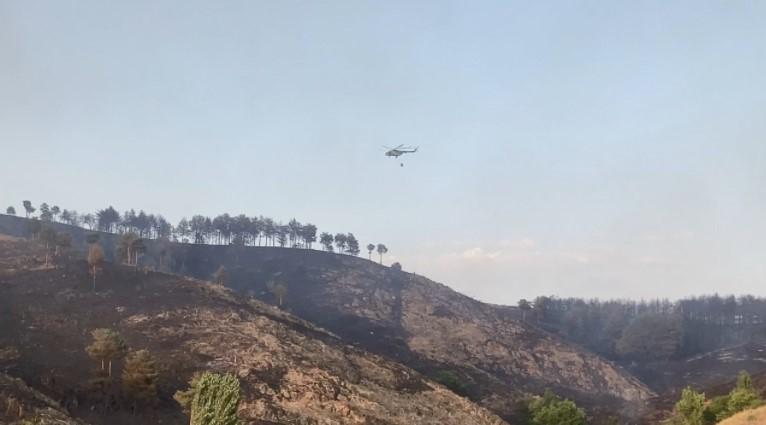 Сè уште активни дел од пожарите: Детали за состојбата – каде гори, што е изгасено и дали е ставено под контрола!