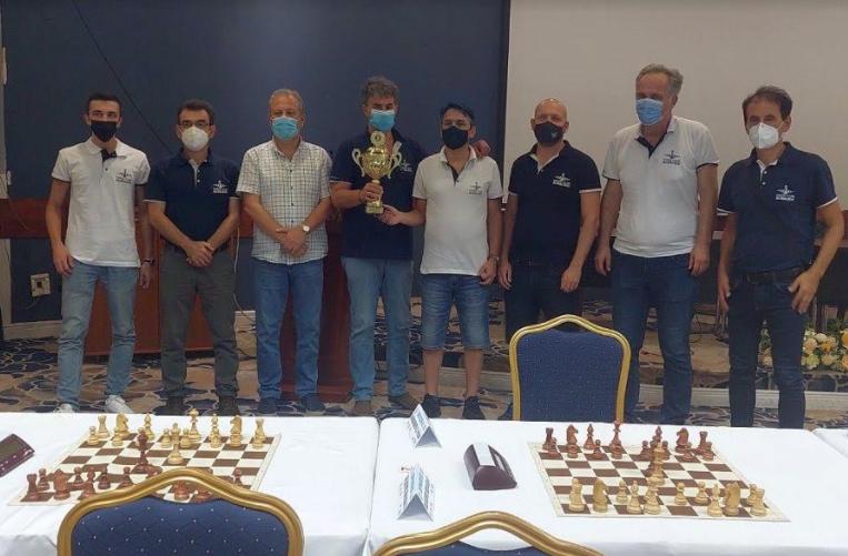 Во македонскиот шаховски шампионат продолжува доминацијата на Алкалоид