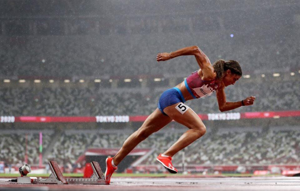 ФОТО: Меклафлин го урна личниот рекорд и постави нов светски, еве за колку истрча атлетичарката