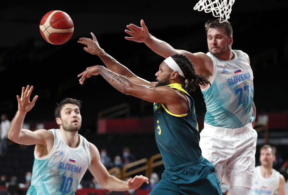 ОИ: Словенија остана без медал на кошаркарскиот турнир