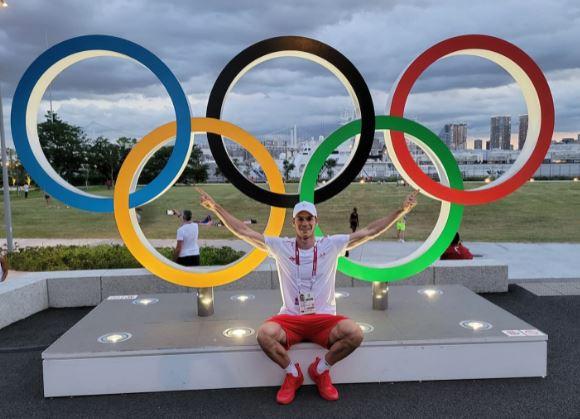 Јован Стојоски со личен рекорд на ЛОИ во Токио