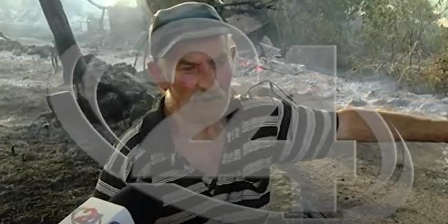 Очевидецот Борис за ТВ 24: Не успев да си ја спасам жената (ВИДЕО)