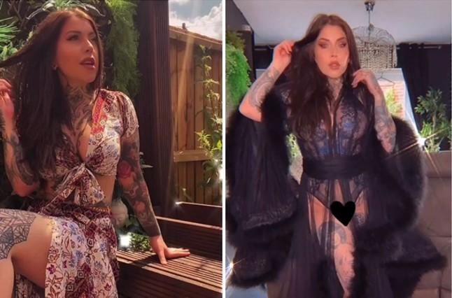 """Нејзината тетоважа стана хит на социјалните мрежи: На фановите нејзиното """"дело"""" им личи на нешто сосема друго (ВИДЕО)"""