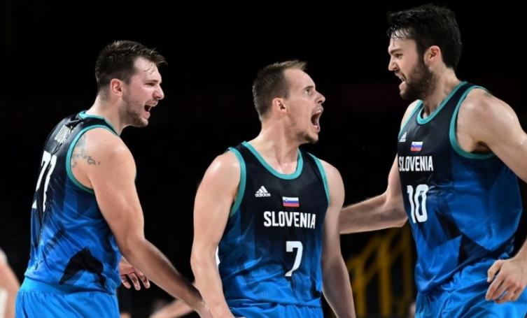 ОИ: Словенија преку Шпанија до прво место во својата група