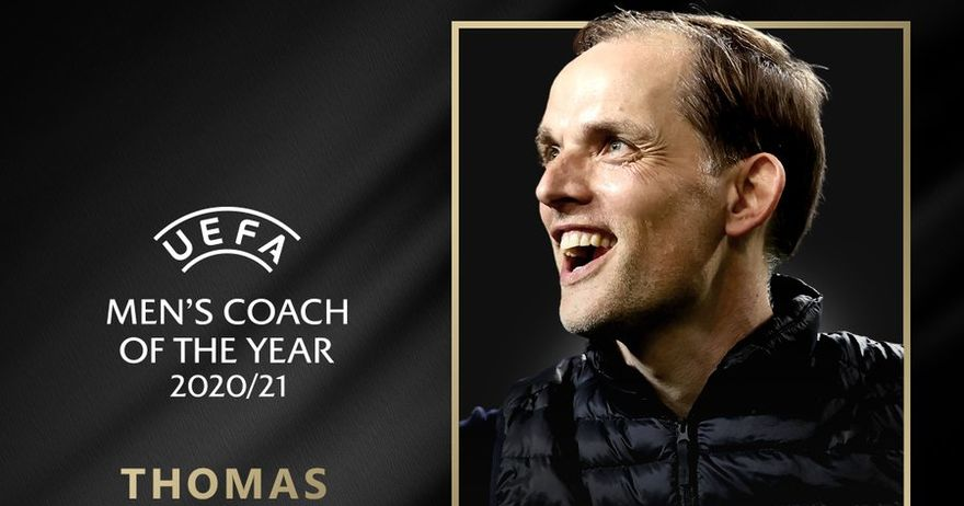 Томас Тухел во ЛШ е избран за тренер на сезоната!