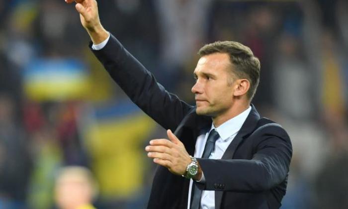 Андриј Шевченко не е повеќе селектор на Украина