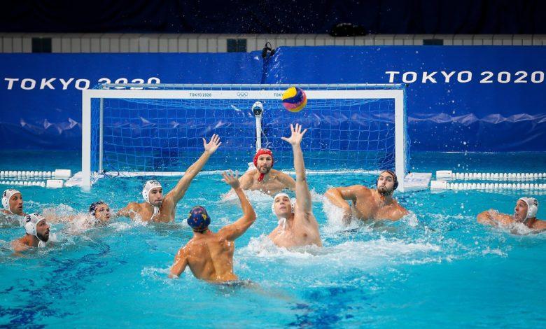 Формирани полуфиналните двојки на олимпискиот турнир во ватерполо