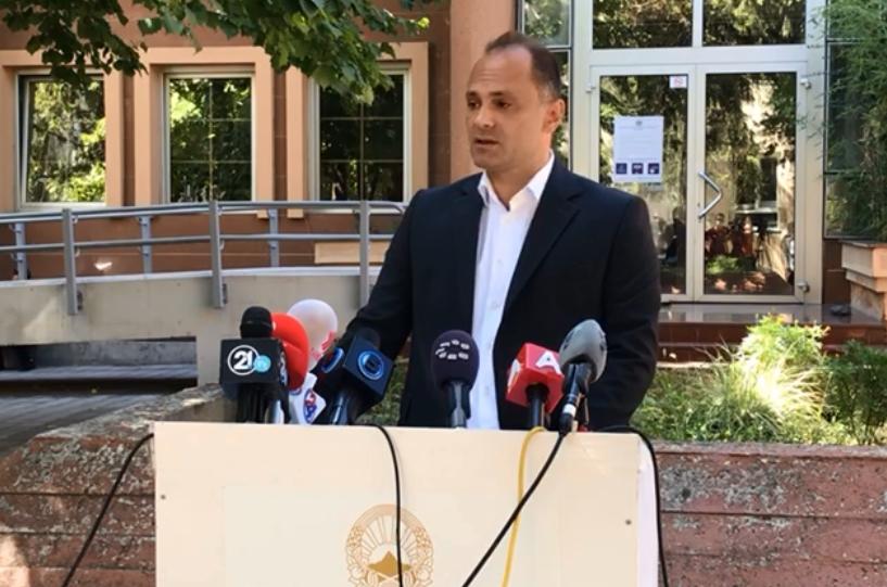 Филипче: Одлуката на ЕУ оди во прилог