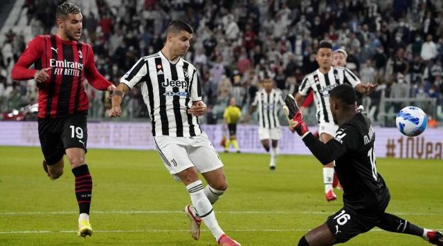 Јуве останува без победа во Серија А, Милан има за што да жали (ВИДЕО)